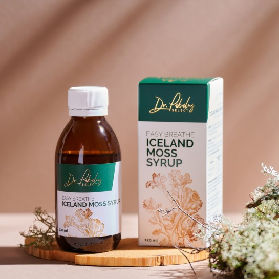 ICELAND MOSS SYRUP
