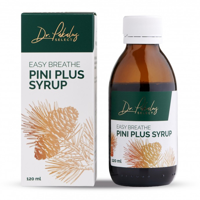 PINI PLUS SYRUP